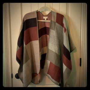 LOFT fall sweater tunic